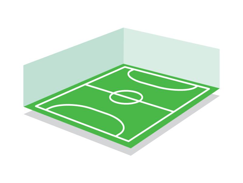 サッカー・フットサル屋外タイプ