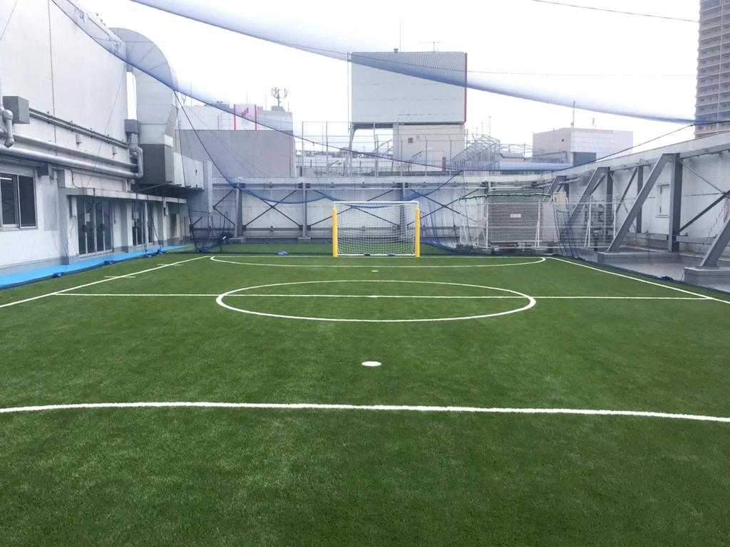 TOPS FOOTBALL PARK 立川
